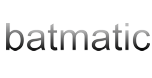 Logo Batmatic